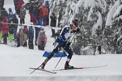 Biathlon Ruhpolding 2016 (HelBen85) Tags: schnee light italy snow men rot norway night start canon germany norge is women mark iii l 5d mass biathlon dorothea 70300 ruhpolding massenstart wierer