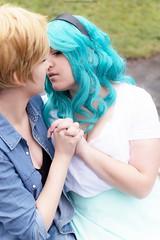 DSC_4045 (XRavenheartPH) Tags: moon cute girl couple cosplay haruka yuri cosplayer sailor neptune uranus michiru allaperto