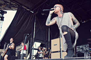Memphis May Fire // Shot by Brandon Lowe