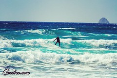 Instagrammies (0weebee) Tags: blue sea mer canon surf waves ride bretagne breizh vagues followme crozon finistere presquile lapalue instagrammies canonofficial