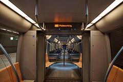 U-Bahn  Messestadt Ost - München (Magdeburg) Tags: germany underground subway munich münchen bayern bavaria metro ubahn ost messestadt ubahnmünchen munichsubway messestadtostmünchen ubahnmessestadtost ubahnmessestadt messestadtostmunich