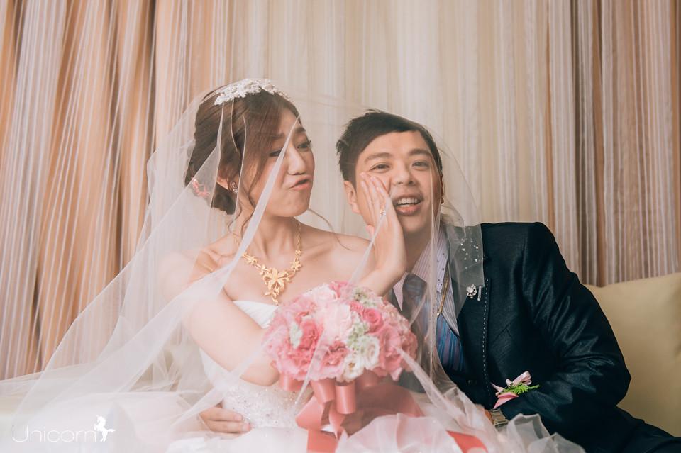 《婚攝》昇晏 & 映親 / 台中永豐棧