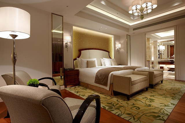 台北の日系ホテル:オークラ プレステージ台北