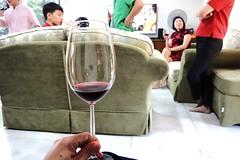 Awaiting the Porchetta (bellaphon) Tags: wine barolo porchetta 2011 riserva vignadeidardi
