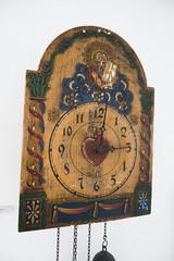 Antique German wall clock (quinet) Tags: berlin castle clock germany antique horloge schloss chteau ancien uhr antik 2015 1820 oranienburg