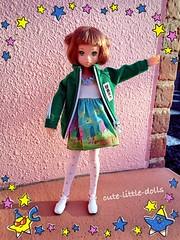 Twinkle Tuesday :D (cute-little-dolls) Tags: stars doll magic twinkle stamp kawaii petworks ruruko rurukodoll