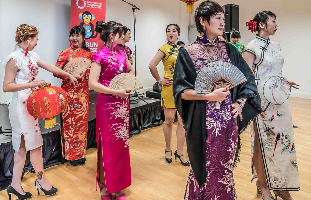 CHINESE COMMUNITY IN DUBLIN CELEBRATING THE LUNAR NEW YEAR 2016 [YEAR OF THE MONKEY]-111586