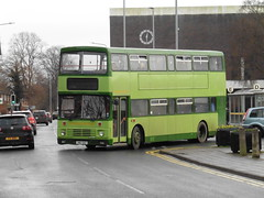 Routemaster Buses H116 SAO (North West Transport Photos) Tags: bus chester alexander cumberland stagecoach rl leyland olympian 1016 nantwich c84 14256 leylandolympian l116 routemasterbuses alexanderrl stagecoachcumbria h116sao