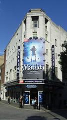 matilda (theatrebreaks) Tags: london westend theatreland