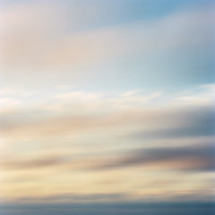 it's the end of radio as we come to the close of our broadcast day (nils_karlson) Tags: longexposure sea sky seascape france colour 120 6x6 mamiya film mediumformat square brittany quiet tide horizon bretagne boulder ishootfilm 120film nd granite mamiya6 portra atlanticocean quadrat antlantic c41 ndfilter colourphotography 150mm portra160 newmamiya6 kodakportra160 mamiyasix ukfilmlab ukfl