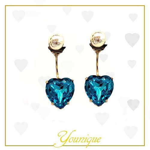 Anche in versione Piercing. #piercing #cuore #turchese #bijoux #Jewels #store #WeddingDay #showroom #ceremony #personalizzati #makeup #me #jewels #like4like #instadaily #picOfTheDay #instagood #instagramers #SanValentino #gift #love