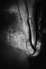 His Feet (RMGphotos) Tags: statue mexico religious shrine catholic desert faith religion jesus statues mexican bajacalifornia catholicism shrines religions deserts crucifixion jesuschrist crucified vizcaino catholics sonofgod roadsideshrine