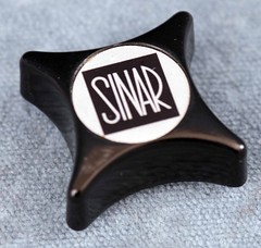 SINAR CLAMPING KNOB (Sinar components) Tags: knob sinar clamping