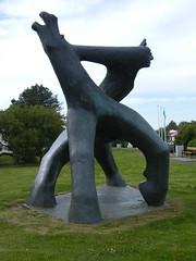 Hell Ride, by Asmunder (Karen Hlynsky) Tags: sculpture art iceland reykjavik karenhlynsky