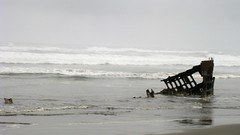 Day trip to the beach (cupcakes photos) Tags: trip oregon day fort stevens peter astoria iredale