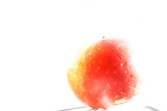 äpple (ros-marie) Tags: highkey äpple fotosondag fs160207