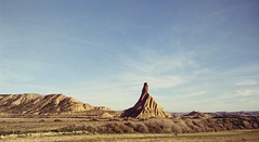 Bardenas Reales de Navarra, Castil de tierra (dmrios72) Tags: brown desert desierto marron bardenas tudela arguedas castildetierra