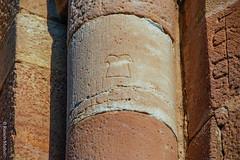 DSC0234 Santa Mara de Eunate, siglo XII, Navarra (ramonmunoz_arte) Tags: santa de arte xii mara navarra templarios siglo romnico eunate