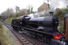 IMGP8408 (Steve Guess) Tags: uk england train engine railway loco hampshire steam gb locomotive bluebell alton 060 ropley alresford hants fourmarks medstead qclass 30541