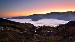 mountain_view (Johnny) Tags: cloud sunrise timelapse nikon d800  1424mm