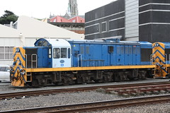 DJ1227 (ambodavenz) Tags: new electric train dj diesel rail loco class zealand dunedin locomotive heavy railways mitsubishi industries