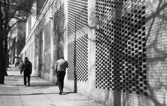 street_perspective (Judy M. Boyle) Tags: urban blackandwhite film monochrome architecture cityscape streetphotography baltimore 127film baltimoremd caffenol filmdeveloping homedeveloping caffenolc rerapan100