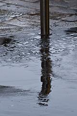 defined / undefined - Novembre 13 114low (luca19632 - Luca Cortese) Tags: urban wet rain milano moto asfalto riflessi pioggia parcheggio buchi sera riflesso pozza segni marciapiede pozzanghera bagnato paracarro paletto cavalletti tacche