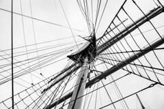 Mast (languitar) Tags: germany de deutschland sailing ship places rig mast stralsund gorchfock mecklenburgvorpommern lens:aperture=40 lens:maker=nikon lens:focallength=24120 lens:type=afsnikkor24120mmf4gedvr