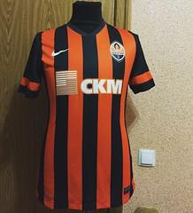 #SHAKHTAR #HOME #UKRAINEUKRAINE #MATCHWORNMATCHWORN #FOOTBALL SHIRT #JERSEY #MAGLIA #37 #Shynder (sharov.ivan) Tags: home football ukraine jersey 37 maglia shir matchworn shakhtar shynder