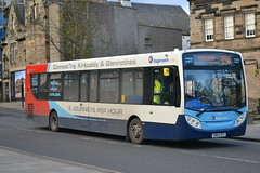 Stagecoach Fife 27136 SN64OFZ (Will Swain) Tags: county uk travel bus buses station march scotland fife britain country north transport 4th scottish east vehicles vehicle stagecoach kirkcaldy 2016 27136 sn64ofz