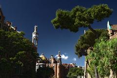Hospital de Sant Pau (herbert@plagge) Tags: barcelona city architecture hospital spain architektur catalunya spanien modernisme jugendstil hospitaldesantpau urbancentre