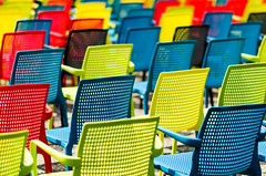 Sthle (joerg.busack) Tags: abstract color colors set chair colorful chairs plastic sample farbig muster stuhl bunt sthle farben abstrakt menge accumulation plaste ansammlung