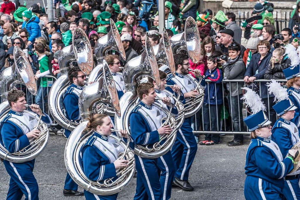 Christopher Newport University Marching Captains-112435