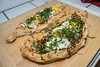 Turkish Pide (hermitsmoores) Tags: food cooking cheese turkey nikon egg homemade zen lamb fullframe fx turkish cheesey d800 pide turkishpide nikond800