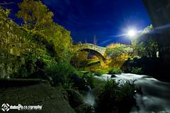 PUENTE ROMANO (jjrduke) Tags: light night de puente long exposure romano nocturnas exposicion larga lanzahita