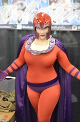 Magneto (earthdog) Tags: 2016 sanjose siliconvalleycomiccon bellechere costume cosplay magneto marvelcomics xmen xmenvillain superhero supervillain helmet nikon d5100 18200mm f3563 nikond5100 18200mmf3563 crossplay genderswap sanjoseconventioncenter comicbookconvention
