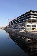 Les Docks Strasbourg, Heintz-Kehr architects (bcmng) Tags: black france reflection architecture docks mirror harbor outdoor steel strasbourg architektur extension architects gebude modernarchitecture addition oldnew rehabilitation tiltshift architecturalphotography contemporaryarchitecture lesdocks restructuration tiltshiftphotography archidose seegmuller waterarchitecture francearchitecture gebudekomplex strasbourgarchitecture archdaily heintzkehr frankdinger heintzkehrarchitectes architecturefrancais architekturfotografiekarlsruhe docksstrasbourg larmementseegmuller seegmullerstrasbourg strasbourgboom