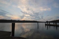 DSC_1318 (Six Sigma Man (Thank you for the 1.8M+ views)) Tags: sunset pond nikon longisland smithtown nikond3200 suffolkcounty blydenburgh blydenburghcountypark blydenburghpark