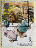 great stamp Great Britain 9p (The Tale of Peter Rabbit by Beatrix Potter 1866-1943; Children's literature; Kinderbuch; Die Geschichte von Peter Hase; Pierre Lapin, El cuento de Pedrito Conejo) timbre UK United Kingdom stamps England selo sello stamps GB (stampolina, thx! :)) Tags: uk greatbritain england rabbit bunny postes duck squirrel unitedkingdom conejo literature pato gb british coney ente literatur coelho 兔子 commonwealth postzegel canard lapin hase kaninchen selo bolli coniglio sello sellos anatra briefmarken frimärken królik 邮票 francobollo selos timbres frimærker марки francobolli bollo kinderbuch zegels 우표 zegel znaczki スタンプ frimerker طوابع grosbritannien แสตมป์ γραμματόσημα bélyegek टिकटों razítka кро́лик