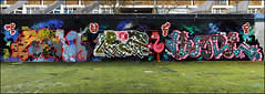 Vents137 / 45RPM / SoCool (Alex Ellison) Tags: urban graffiti boobs halloffame graff southlondon brixton hof stockwell
