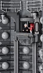 Doctor Who – Into the Dalek (Xenomurphy) Tags: clara lego bricks doctorwho bbc timetravel dalek tardis cyberman cybermen moc sonicscrewdriver