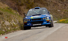 Subaru Impreza WRC - Bally (tomasm06) Tags: auto sport race rally course wrc subaru impreza rallye paysdegrasse