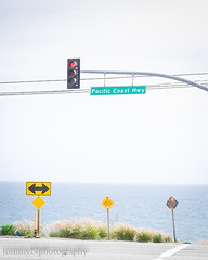 Pacific Coast Highway (tommynphotography2) Tags: ocean road street sign santamonica pch pacificocean topanga westcoast pacificcoasthighway