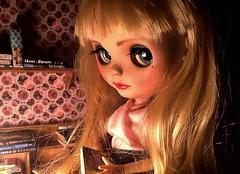 Blythe-a-Day April#2 Favorite Children's Book: Luna Deliberates...