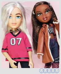 We Only Makin' The Highlights (alexbabs1) Tags: 2003 street fashion sarah hair polaroid doll long dolls style boyz it collection entertainment trends cameron blonde mens passion loves sasha bangs wintertime 2008 mga iconic glitch platinum strut bratz extensions menswear palins mgae