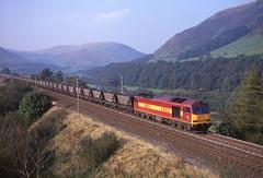 Gorge-ous (Dave McDigital) Tags: train railway tug coal 60 mgr ews class60 60010 englishwelshandscottish ewsr lunegorge