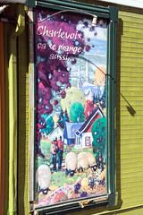 Promotion de la rgion de Charlevoix (deVgas) Tags: promotion poster pub publicity publicit charlevoix affiche baiestpaul