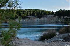 L'tang bleu (Mystycat =^..^=) Tags: france nature eau bleu paysage charente tang poitoucharentes guizengeard carriresdargile