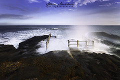 Seseh Splash (AdamXerY II) Tags: bali beach indonesia wave splash 1740mm seseh 5dmarkii
