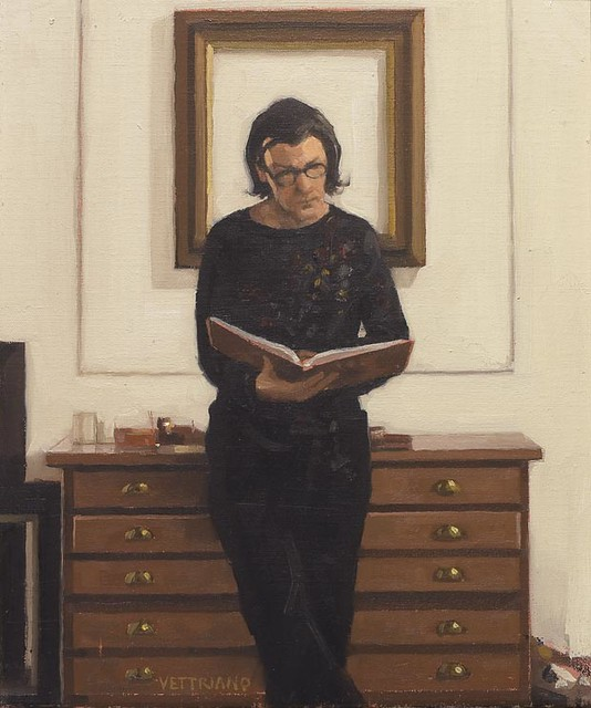 Vettriano Selfportrait V